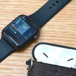 Apple Watchとオーディブルの同期方法