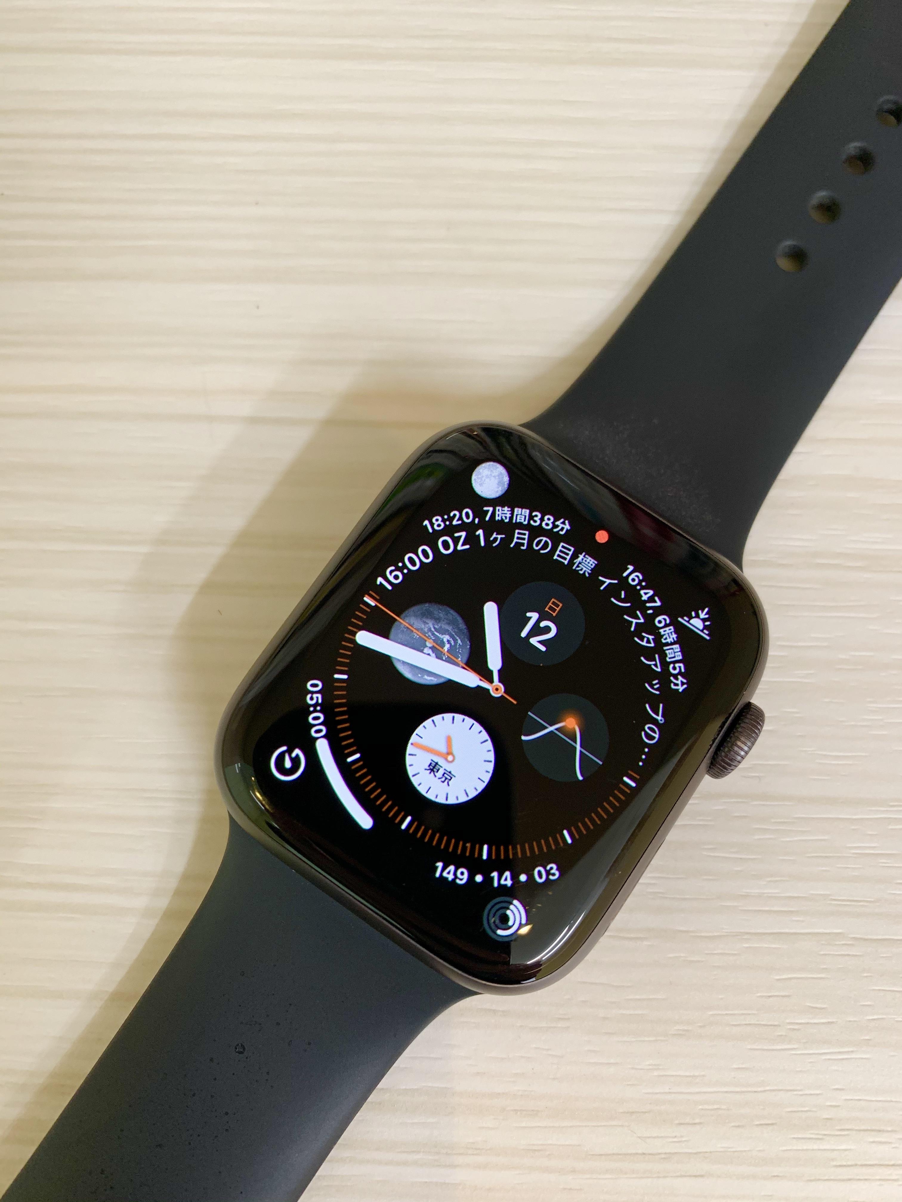 Apple Watch Siri 反応しない