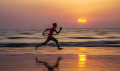 ジョギング ランニング AirPodsPro
