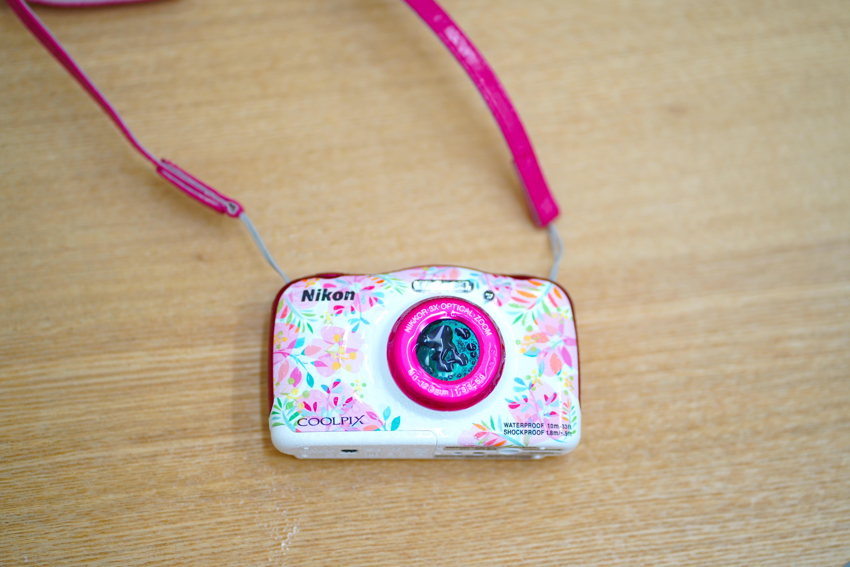 Nikon COOLPIX W150FLクールピクス フラワー